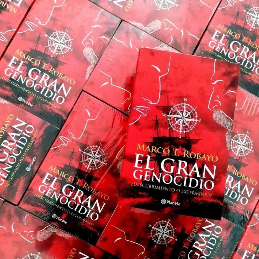 El Gran Genocidio, la novela histórica en 'Oiga Mire Lea'