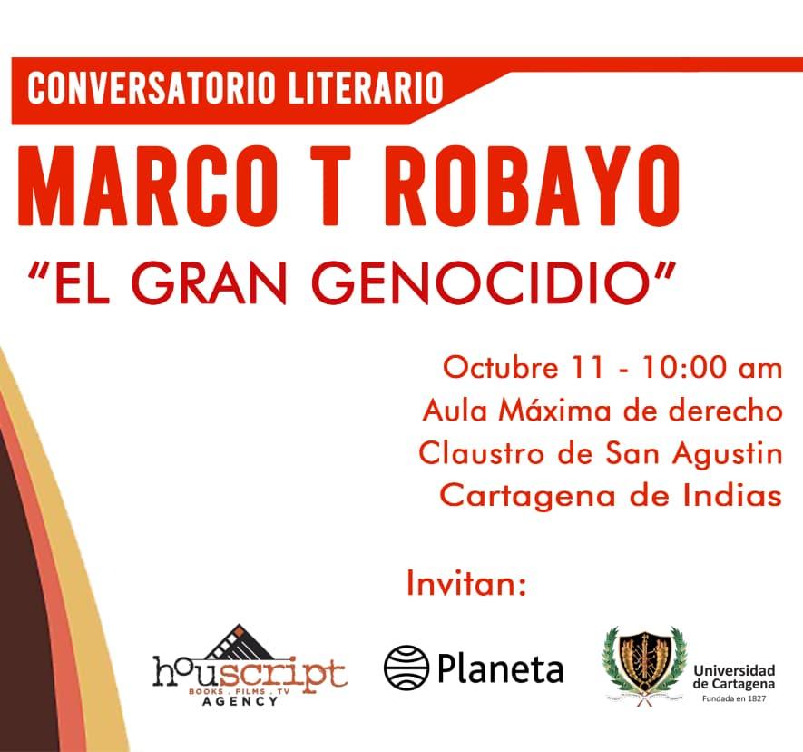 "Conversatorio Literario ""Descubrimiento o Exterminio"""