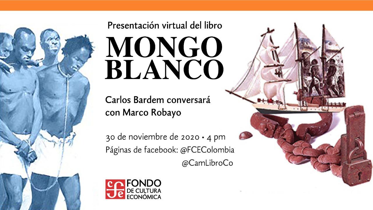 Presentación 'Mongo Blanco' de Carlos Bardem