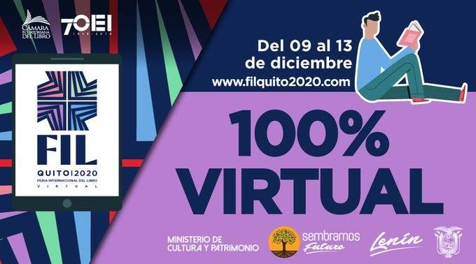 'El gran genocidio' presente en la Feria Internacional del Libro en Quito