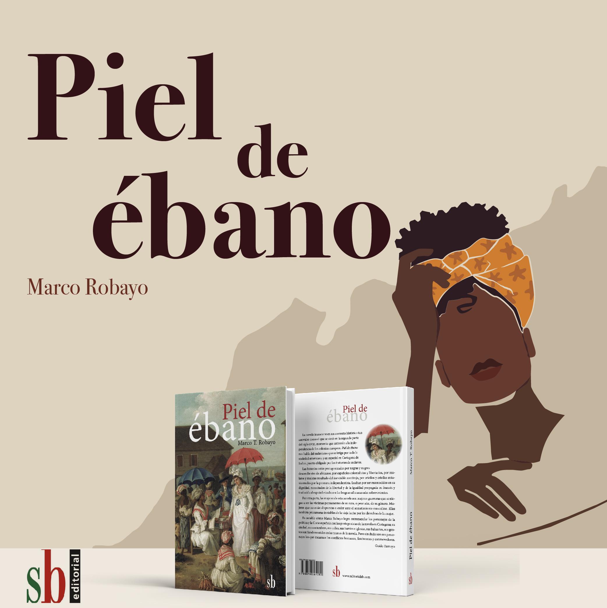 Piel de ébano en Chile, Argentina y Ecuador